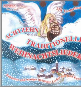 Traditionelle Weihnachtslieder.Achtzehn Traditionelle Weihnachtslieder