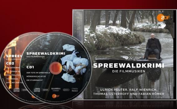A 9039 Spreewaldkrimi Die Filmmusiken BB