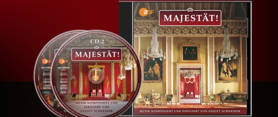 A 9012 2CD Majestaeten BB