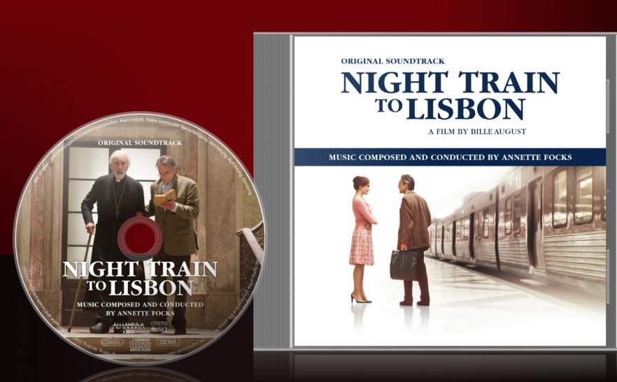 A 9013 Night Train To Lisbon BB