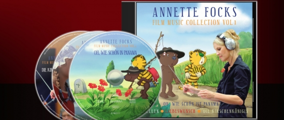A 9021 Annette Focks Collection Vol 1 3CD BB