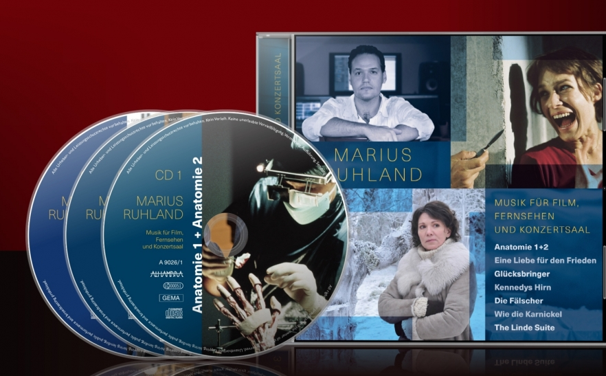 A 9026 Marius Ruhland 3CD BB