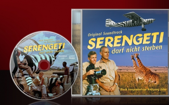 A 9029 Serengeti Darf Nicht Sterben BB