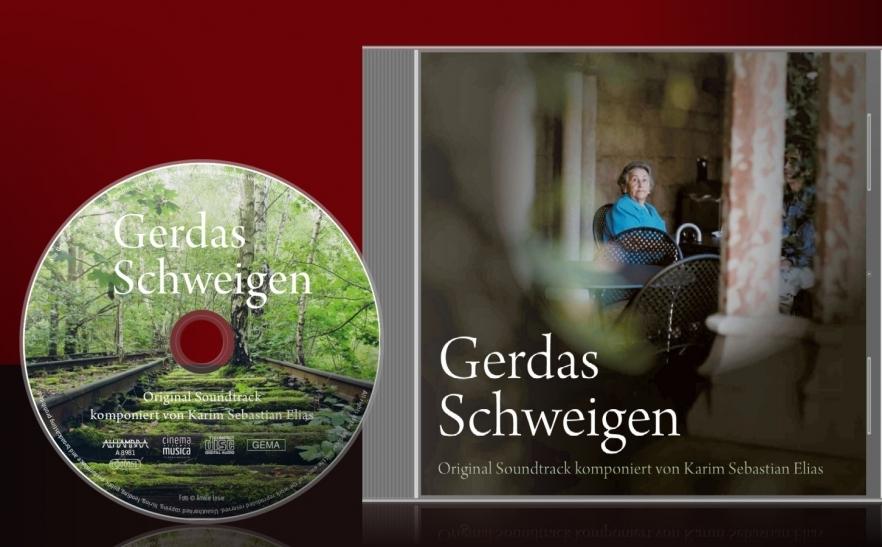 A 8981 Gerdas Schweigen BB