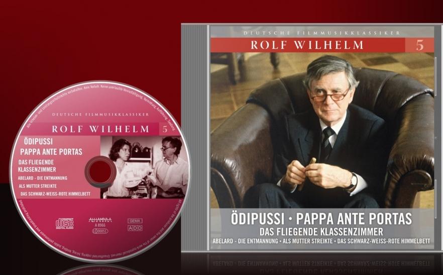 A 8966 Rolf Wilhelm 5 BB