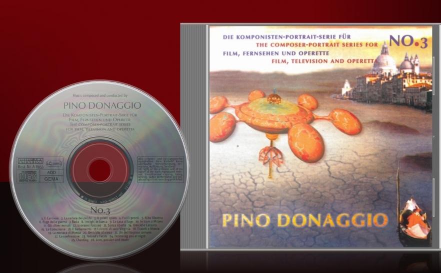 A 8953 Pino Donaggio Komponistenserie Vol. 3 BB