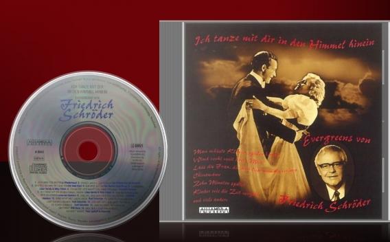 A 8943 Ich Tanz Mit Dir In Den Himmel Hinein BB