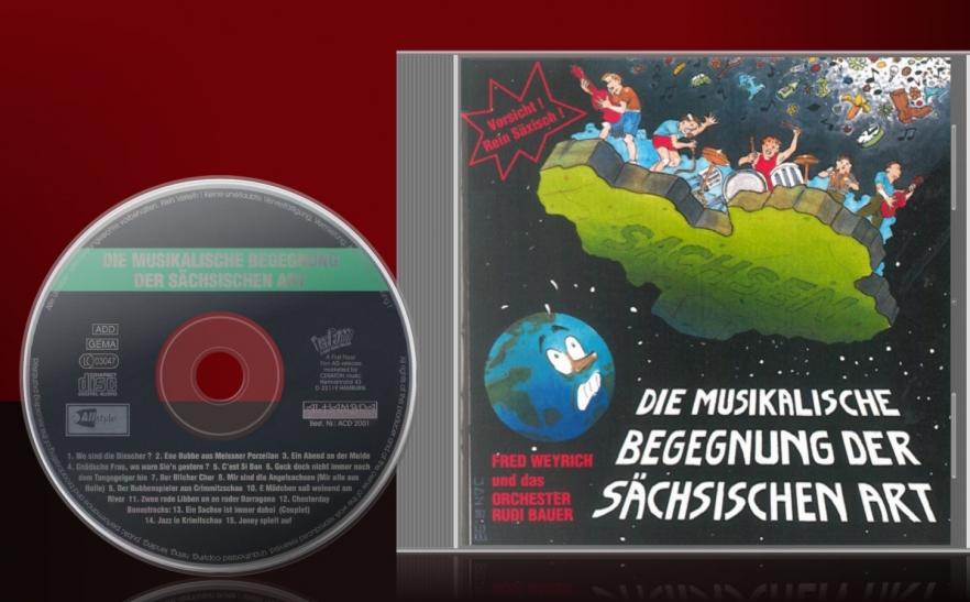 A 2001 Musikalische Begegnung Der Sächsischen Art BB