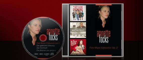 A 9041 Annette Focks Film Music Collection Vol.2 BB