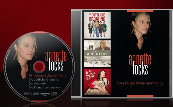 A 9041 Annette Focks Film Music Collection Vol.2 BB