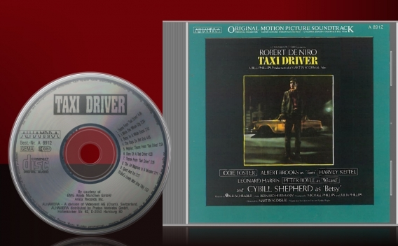 A 8912 Taxi Driver BB