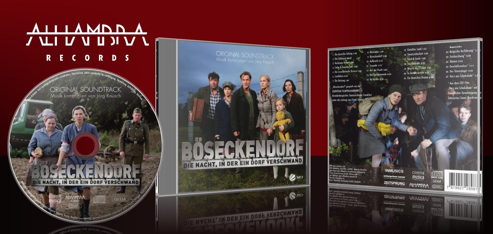 Böseckendorf – Die Nacht, in der ein Dorf verschwand