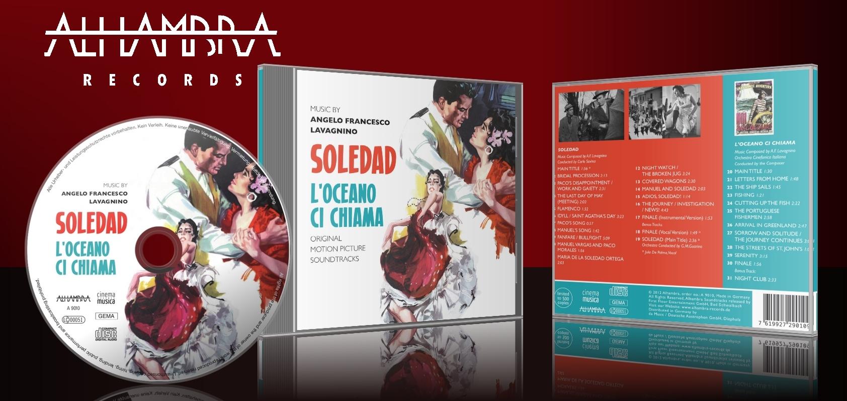 Soledad (1958) / L'Oceano Ci Chiama (1957)