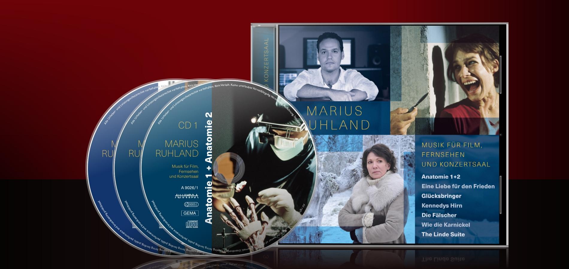 Marius Ruhland – Musik für Film, Fernsehen und Konzertsaal