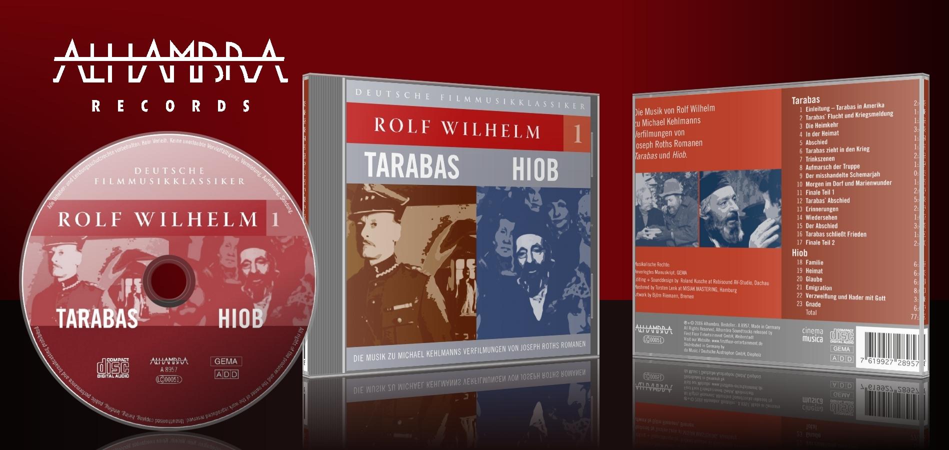 Rolf Wilhelm 1 – Tarabas, Hiob