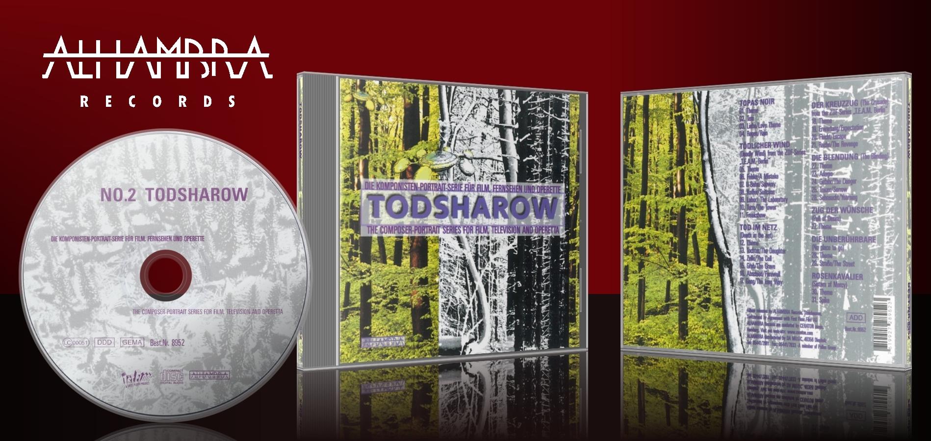 Die Komponisten-Portrait Serie für Film, Fernsehen und Operette Vol. 2 – Martin Todsharow