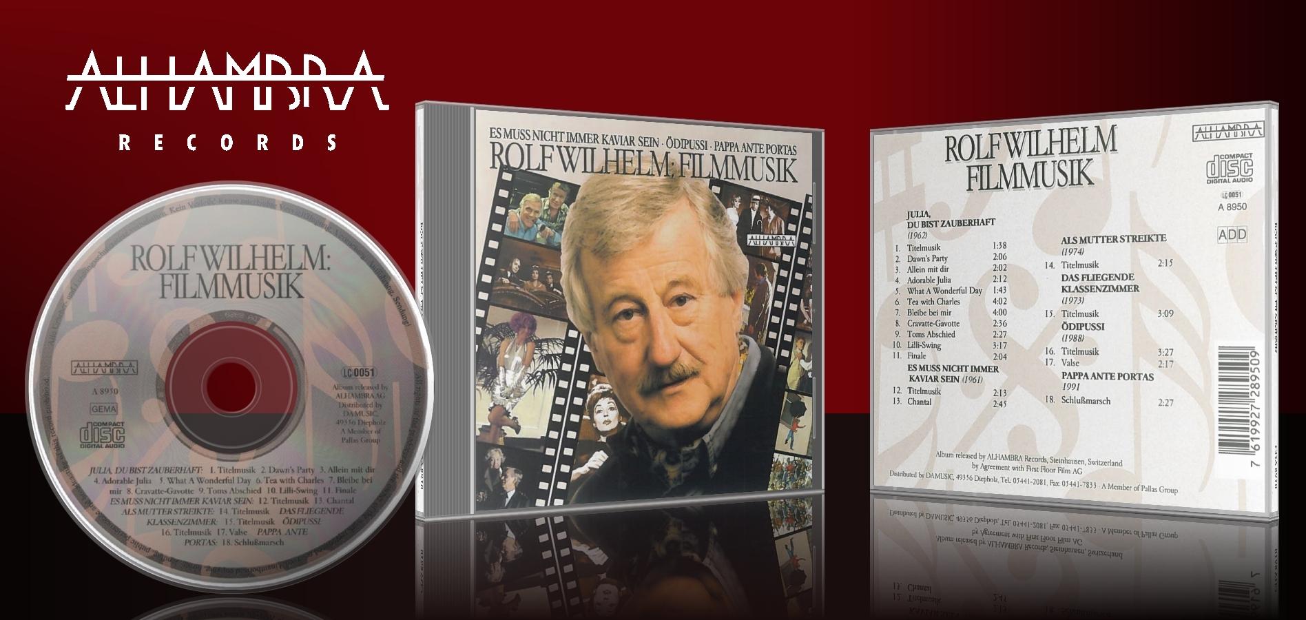 Rolf Wilhelm: Filmmusik