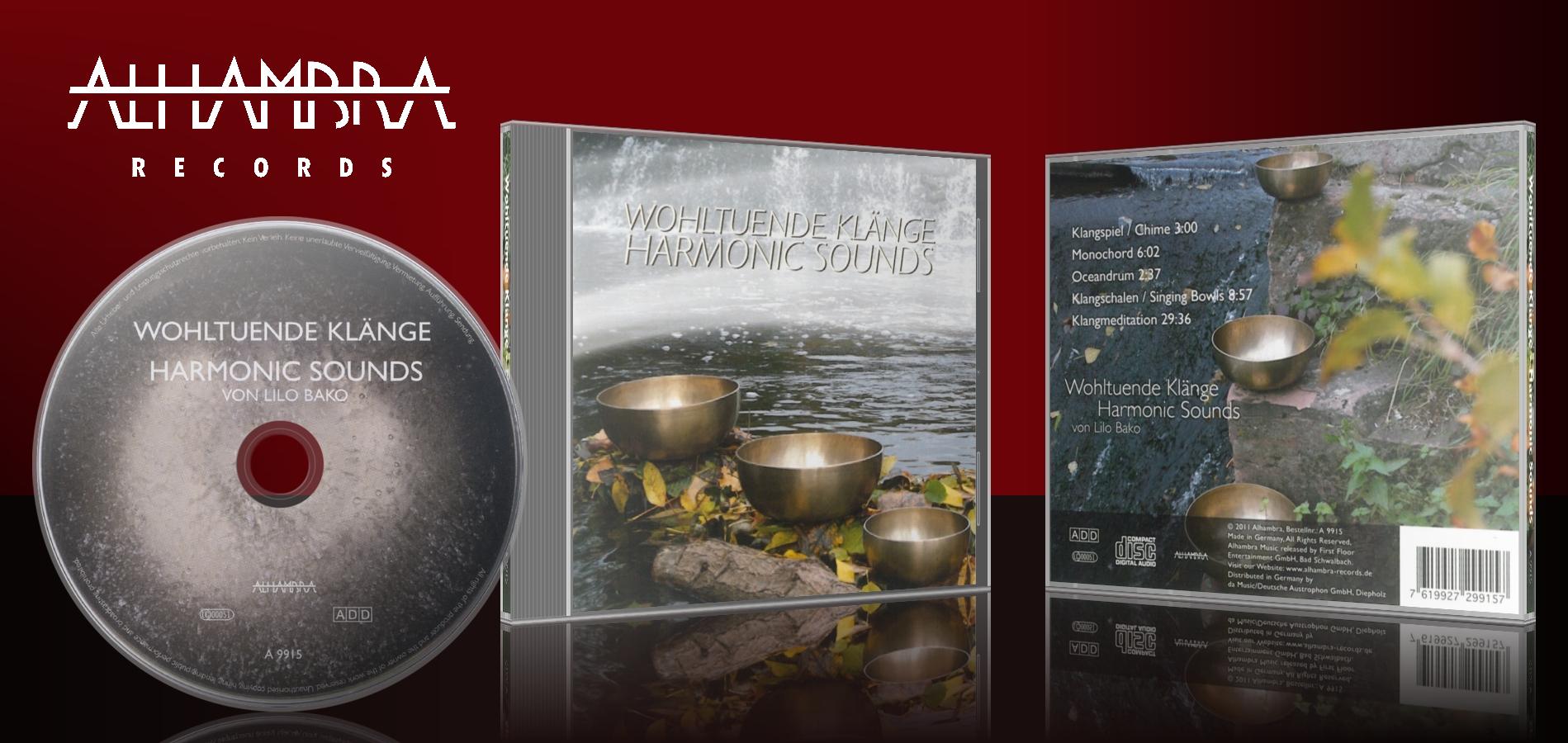 Wohltuende Klänge – Harmonic Sounds