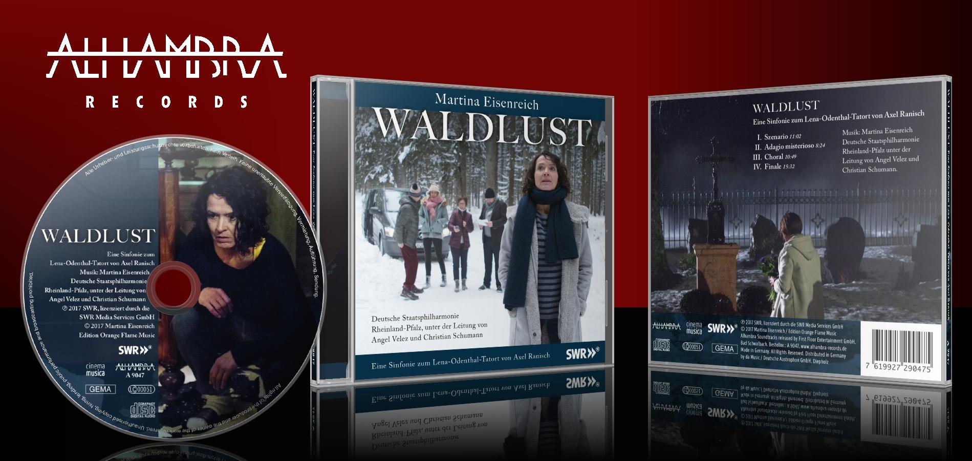 WALDLUST Eine Sinfonie zum Lena-Odenthal-Tatort von Axel Ranisch
