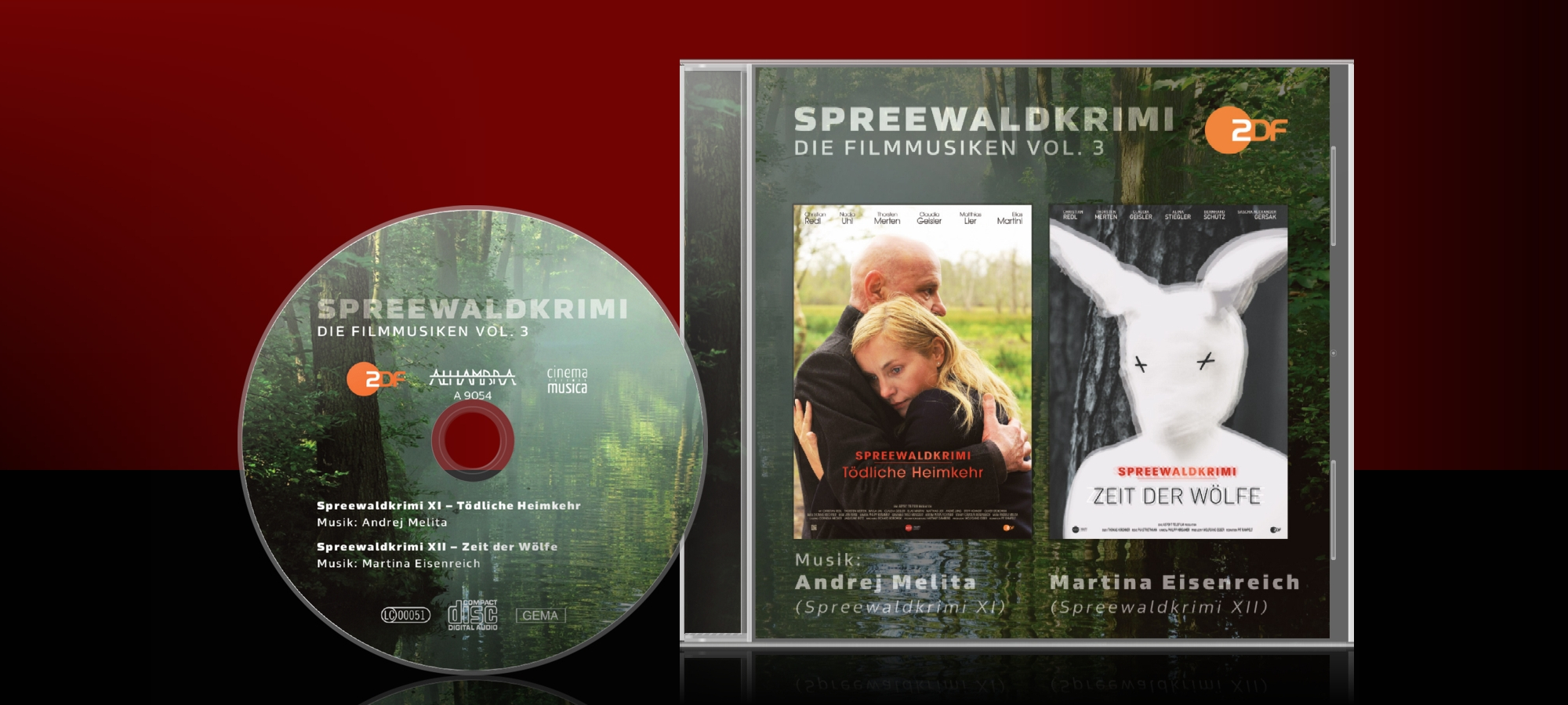 Spreewaldkrimi – Die Filmmusiken Vol. 3