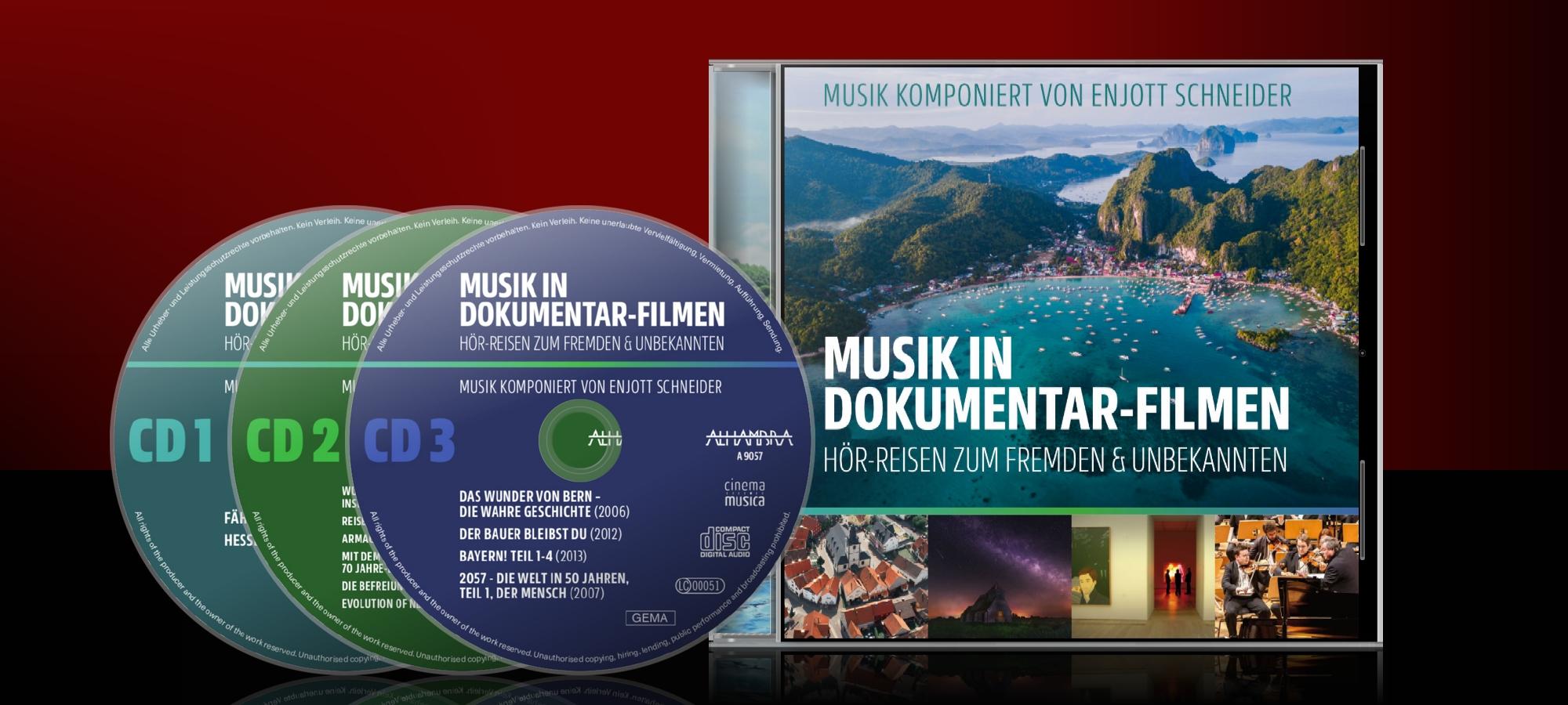 Enjott Schneider – Musik in Dokumentar-Filmen
